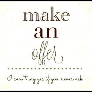 Handbags - Make an offer.